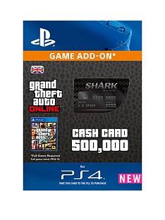 playstation-gtav-bull-shark-cash-card