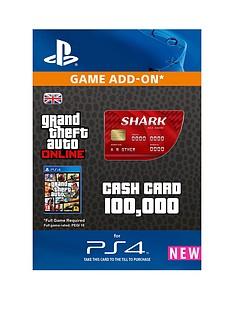 playstation-gtav-red-shark-cash-card
