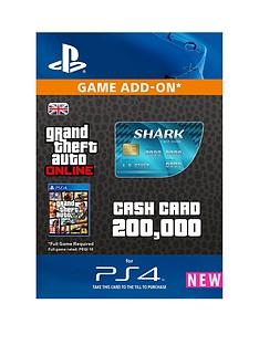 playstation-gtav-tiger-shark-cash-card
