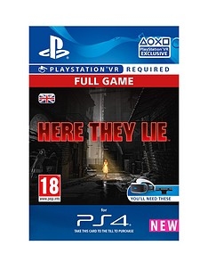 playstation-here-they-lie-vr