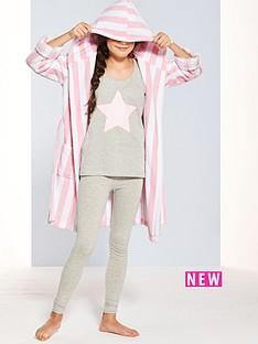 v-by-very-girls-short-stripe-dressing-gown