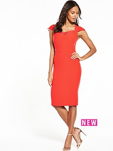 v-by-very-lace-sweetheart-pencil-dress-red
