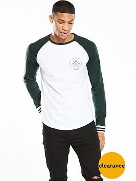 river-island-chest-print-baseball-tshirt