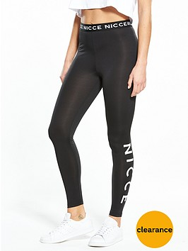 nicce-logo-legging
