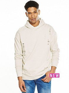 river-island-ripped-hooded-top