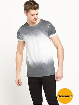 river-island-faded-print-tshirt