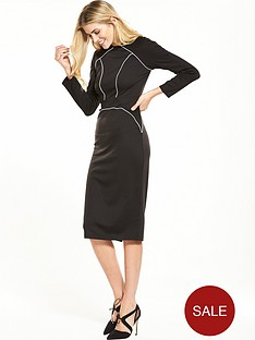 alter-piping-dress-black