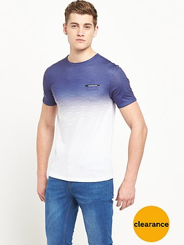 river-island-muscle-fit-faded-print-tshir