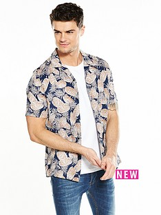 river-island-short-sleeve-pineapple-print-shirt
