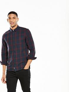 river-island-long-sleeve-double-faced-check-shirt