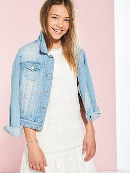 V by Very Denim Jacket | very.co.uk