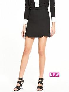 alter-scallop-skirt-black