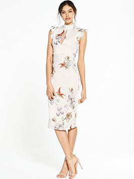 hope-ivy-floral-bodycon-dress