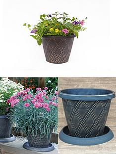 thompson-morgan-large-patio-pot-39cm-amp-saucer-x-2-10-packets-of-seeds