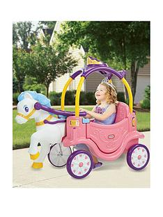 little-tikes-little-tikes-princess-horse-amp-carriage