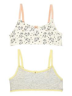 river-island-girls-grey-unicorn-print-crop-top-pack