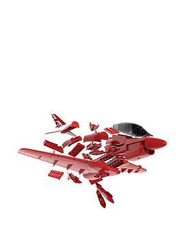 airfix-quick-build-red-arrow-hawk