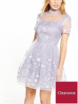 chi-chi-london-petite-choker-detail-mesh-dress-lilac