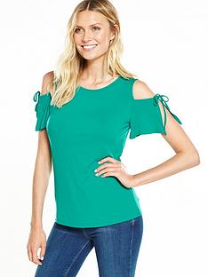 v-by-very-cold-shoulder-tie-detail-top