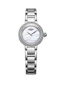 rotary-rotary-cocktail-pink-dial-stone-bezel-stainless-steel-bracelet-ladies-watch