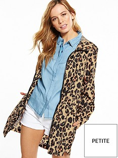 v-by-very-petite-leopard-lightweight-rainmac