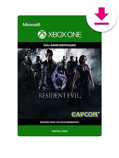 xbox-resident-evil-6-digital-download