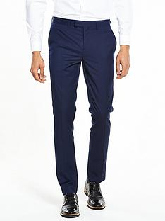 river-island-hercules-skinny-navy-suit-trousers