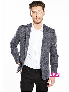 river-island-textured-skinny-fit-blazer