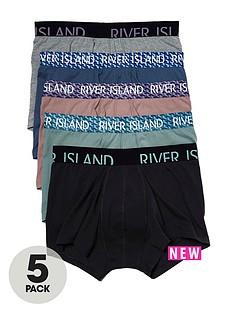 river-island-5pk-geo-print-low-rise-trunks