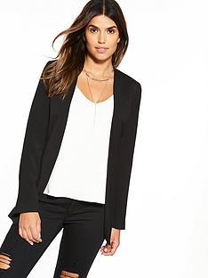 v-by-very-bow-back-jacket