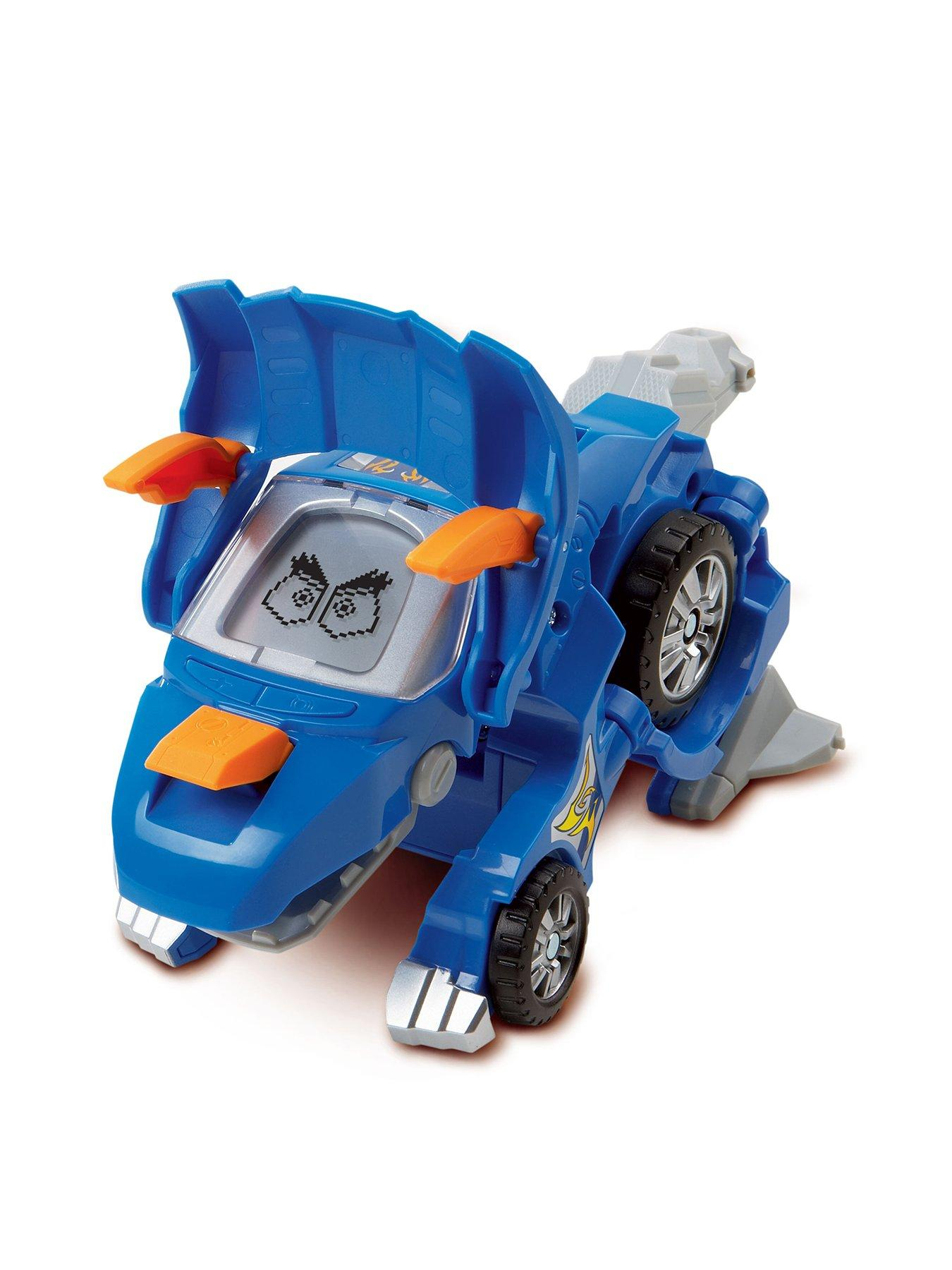 Horns The Triceratops Vtech Switch & Go Dinos Toys & Hobbies
