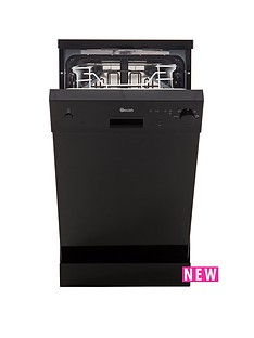 swan-sdw2011b-10-place-slimline-dishwasher--nbspnext-day-delivery-black