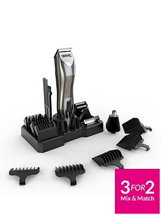 Wahl 14 in 1 Chromium Multi Groomer