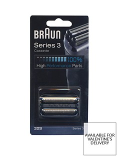 Braun Series 3 Combi Silver Floater