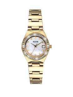 accurist-accurist-white-dial-gold-tone-bracelet-ladies-watch