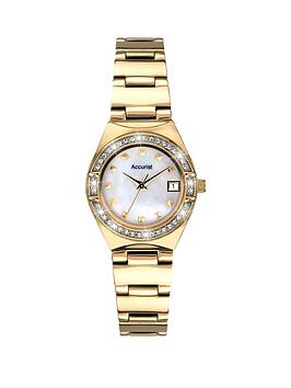 accurist-accurist-white-dial-gold-tone-bracelet-ladies-watch