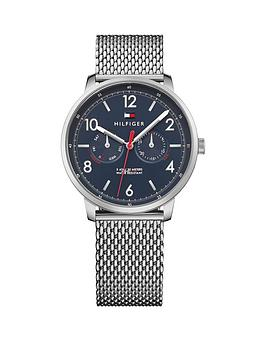 tommy-hilfiger-tommy-hilfiger-will-blue-multi-dial-stainless-steel-mesh-bracelet-mens-watch