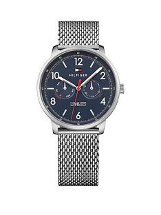 tommy-hilfiger-will-blue-multi-dial-stainless-steel-mesh-bracelet-mens-watch
