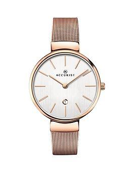 accurist-date-dial-rose-tone-stainless-steel-bracelet-ladies-watch