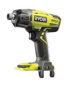 ryobi-ryobi-r18qs-0-18v-one-cordless-3-speed-quietstrike-impact-driver-bare-tool