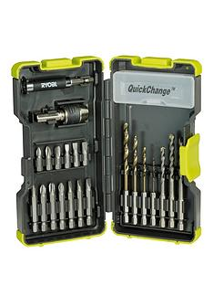 ryobi-ryobi-22-piece-quick-change-bit-set-compatable-with-all-drills