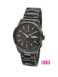 accurist-accurist-black-date-dial-stainless-steel-bracelet-mens-watch