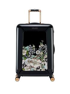 ted-baker-gem-garden-4-wheel-medium-case
