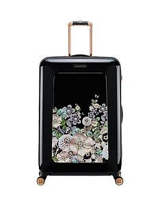 ted-baker-gem-garden-4-wheel-large-case
