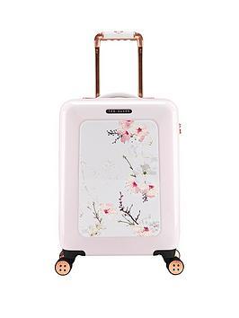 ted-baker-oriental-blossom-4-wheel-cabin-case