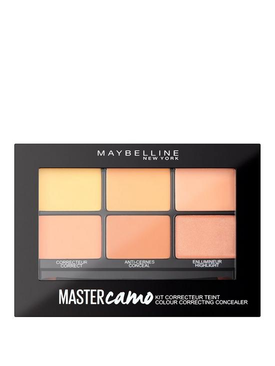 maybelline colour corrector