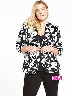 so-fabulous-mono-print-floral-blazer