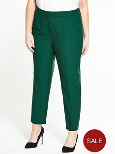 so-fabulous-crepe-tapered-leg-trouser-green