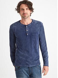joe-browns-henley-indigo-top