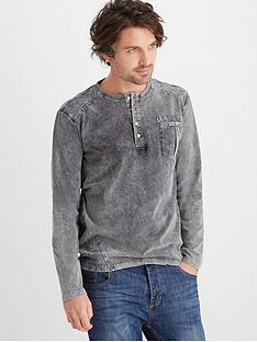 joe-browns-henley-grey-top